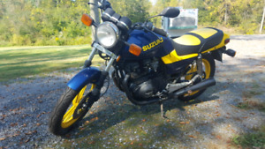 1983 GS400 Good Condition