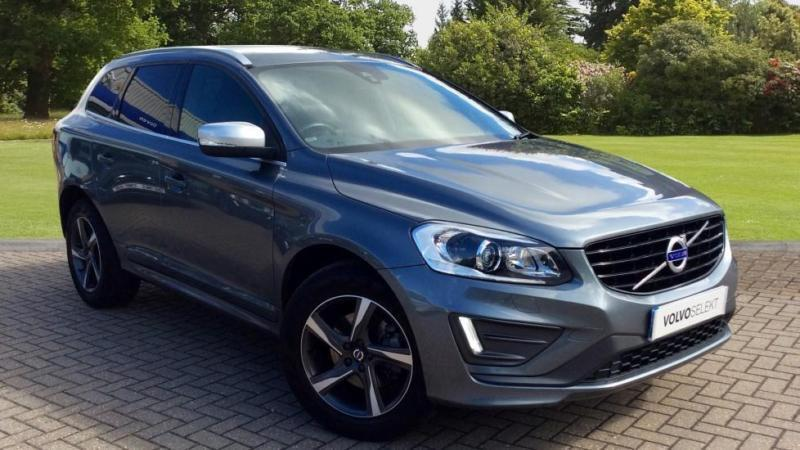 2015 volvo xc60 d5 220hp euro6 awd r design lu automatic. Black Bedroom Furniture Sets. Home Design Ideas