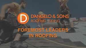 Roofing, Siding, Eavestrough – TOP RATED – 35-Yrs. Experience Kitchener / Waterloo Kitchener Area image 1