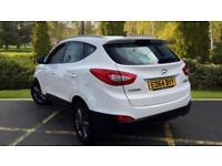 2014 Hyundai IX35 1.6 GDI SE 5dr 2WD Manual Petrol Estate