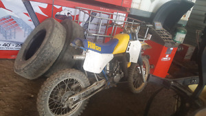 1985 rm 125 brand new top end