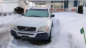 Echange Volvo xc90 V8 2006 220k 7 passagers