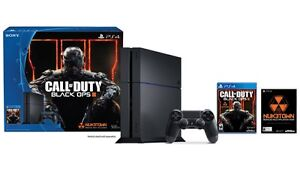 BRAND NEW in the Box PS4 Black Ops 3 Bundle - Price Firm
