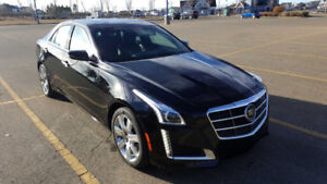 2014 Cadillac CTS Premium 3.6L AWD - Very low mileage, Like New