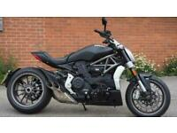 2018 DUCATI X DIAVEL 1260 BLACK NATIONWIDE DELIVERY AVAILABLE