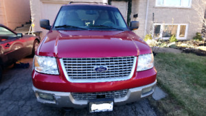 2003 Ford Expedition Eddie Bauer - As Is
