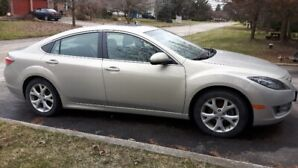 2009 Mazda 6 GT Saftied & E-tested