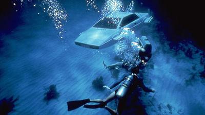 Der Untersee-Lotu von Bond