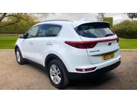 2017 Kia Sportage 1.6 GDi ISG 2 5dr with Satelli Manual Petrol Estate