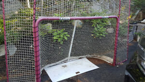 E Z Goal Hockey Net