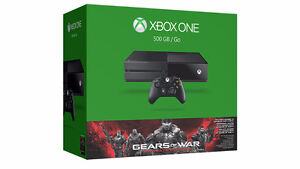 Brand New Unopened Xbox One 500GB Gears of War Ultimate Edition
