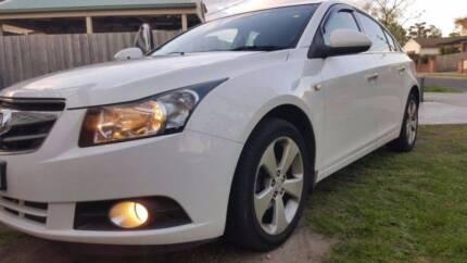 2009 Holden Cruze Sedan Box Hill Whitehorse Area Preview