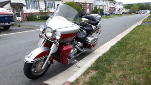 2003 Yamaha XVZ1300 Royal Star 1300 Venture Motorcycle