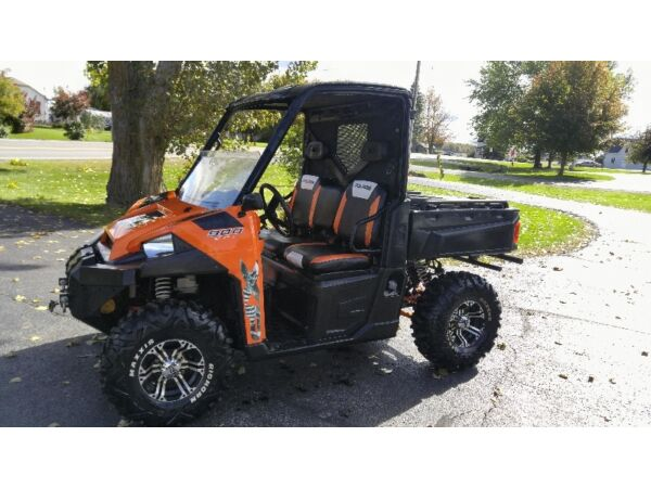 Used 2013 Polaris Ranger XP 900 Limited Edition