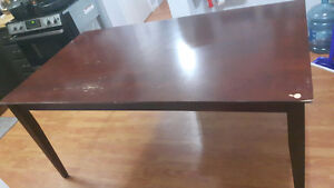 Hardwood Dining Table (6-8 Seater)