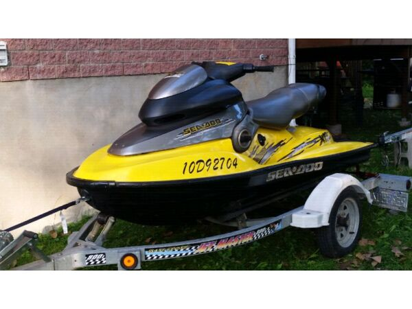 bombardier seadoo xp limited for sale canada. Black Bedroom Furniture Sets. Home Design Ideas