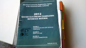 ESA MASTER ELECTRICIAN EXAM PREP. COURSE, SURE SUCCESS