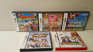 Quality Nintendo DS Games ($20 each)