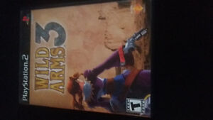 Wild ARMS 3 ( jeux PS2)