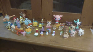 Assorted collection of tiny toys $10