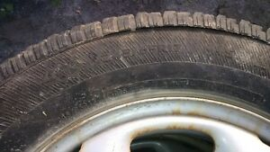 4   245/65r17 winter tires