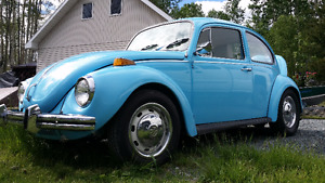 super beetle 1972