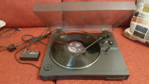 Kenwood Turntable and Pre-amp