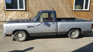 1986 Dodge Other Pickups Pickup Truck
