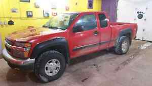 2005 Chevrolet Colorado LS Z71 4x4