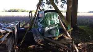 Lincoln Gas Portable Welder on Trailer Sarnia Sarnia Area image 5