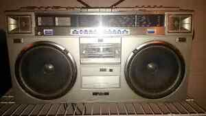 JVC RC M70 Ghetto blaster