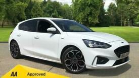 image for Ford Focus 1.0 EcoBoost Hybrid mHEV 125 S Hatchback Petrol Manual