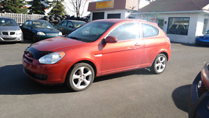 2007 HYUNDAI ACCENT 155KM•AC•AUTOMATIQUE✓