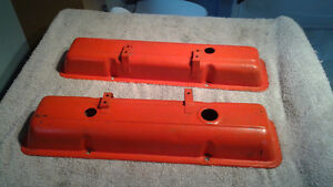 71/73 350cu. Valve Covers Low Style Of Covers Kitchener / Waterloo Kitchener Area image 3