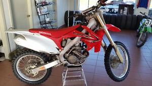 2011 Honda CrF250R mint