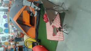 Camping tents available for rent.(Price Wreckers)