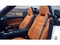 2016 Fiat 124 Spider 1.4 Multiair Lusso Plus 2dr Manual Petrol Convertible