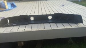Jeep wrangler bumper front and back