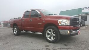 2008 Dodge Ram 1500 QUAD CAB  *** SORRY SOLD ***
