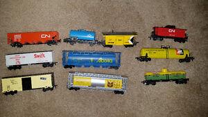 H.O. Scale Train Set Kitchener / Waterloo Kitchener Area image 2
