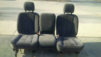 2004 Dodge Ram Cloth Seats (Power Driver's Side)