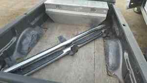 Ford Railings for Quadcab Models 1990 and Up