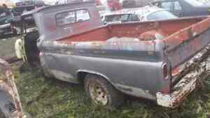 1965 Chevy Pickup Truck for Parts