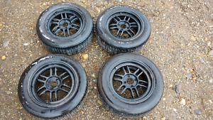 Enkei RPF1 Wheels 15x7 +41