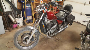 Honda shadow 750 1984