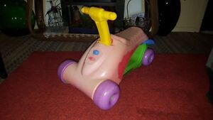 Playskool Ride 2 Roll Scooter