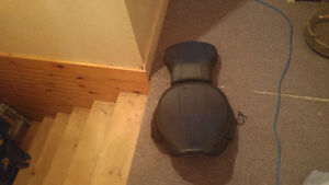 Sportster seat