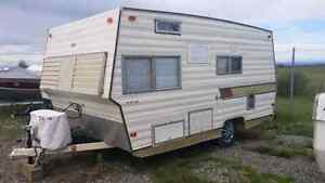 16' Holidaire trailer for rent