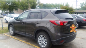Owner sell 2016 Mazda CX-5 SUV, Crossover, Sun Roof, AWD