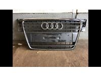 Audi A4 tdi s line grill genuine b8 model 2008-2012